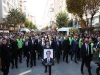 ETİ'nin Kurucusu ve Onursal Başkanı Firuz Kanatlı defnedildi