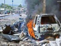 Somali'de patlama: 6 ölü
