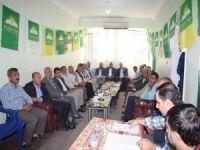 HÜDA-PAR Nusaybin 2'nci Olağan Kongresi gerçekleşti