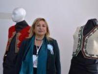 Bitlis'te keçe yelekler tasarım sergisi açıldı