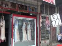 Siirt'te kavurmalık et fiyatları düştü