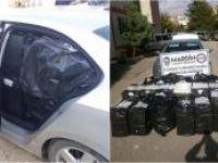 Mardin'de kaçakçılık ve uyuşturucu operasyonları: 5 gözaltı