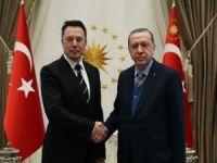 Cumhurbaşkanı Erdoğan Elon Musk ile telefonda görüştü