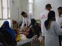 """Sınır Tanımayan Doktorlar'dan """"Yemen"""" çağrısı"""