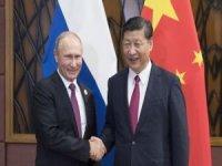Xi Jinping, Vladimir Putin ile görüştü