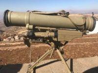 Şırnak'ta 2 tanksavar füzesi ele geçirildi