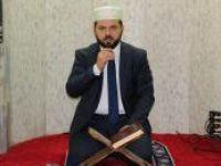 """Şanlıurfa'da """"Kur'an-ı Kerim ziyafeti"""" düzenlendi"""