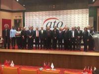 ATO'da Tayvan ile yatırım ve işbirliği fırsatları toplantısı