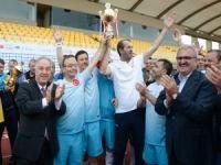 Şampiyon Türkiye Parlamenterleri