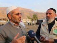 İran Kürdistanı'ndaki deprem bölgesinde öncelikli sorun barınma sıkıntısı
