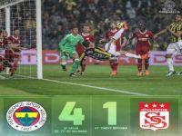 Fenerbahçe Dört Köşe: 4-1
