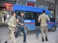 Kahta'da HES kavgası: 4 gözaltı