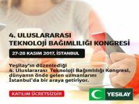 Yeşilay 4. Uluslararası Teknoloji Bağımlılığı Kongresi 27-28 Kasım'da İstanbul'da
