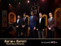 Kur'an-ı Kerim'i Güzel Okuma Yarışması yeni bölümü ile TRT1'de