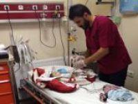 2 aylık bebek boğularak öldü