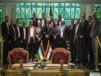 Filistinli gruplar 7 hususta anlaşmaya vardı