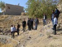 Turizm acenteleri Şırnak'ın turistik yerlerini geziyor