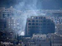 İran Büyükelçiliğine havanlı saldırı