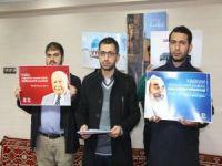 """AGD: """"Siyonizm'e karşı İslam ülkeleri ve mazlumlar birlikte hareket etmeli"""""""