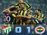 Fener Bursa'da galip: 1-0