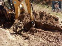 Cevzet Soysal'ın naaşını bulmak için kazı çalışması başlatıldı