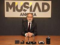 MÜSİAD Ankara, Ulus'a sarıldı!