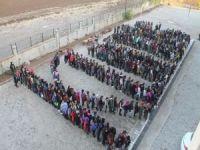 """İmam hatipli öğrencilerden koreografili """"Kudüs"""" tepkisi"""
