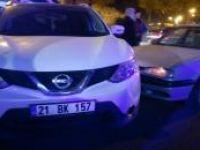 Diyarbakır'da trafik kazası: Bir yaralı