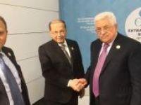 Lübnan, Doğu Kudüs'te büyükelçilik açmayı düşünüyor