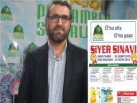 Mersin'de Siyer Sınavı kayıtları devam ediyor