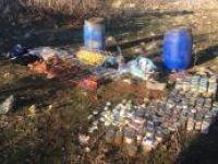 Diyarbakır'da 6 sığınak imha edildi
