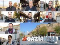 """Gaziantep halkı: """"Kudüs Müslümanlar var oldukça Müslümanların olacaktır"""""""