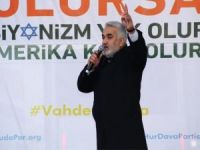 Yapıcıoğlu: Vahdetten başka çare yok