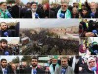 """Kudüs'ü sahipsiz bırakmayacağız"""