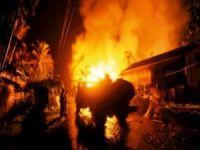 Arakan'da Müslümanlara ait 40 köy daha yakıldı