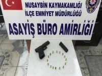Mardin'de suikast silahı ele geçirildi