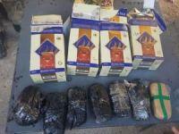 Hakkari'de çay paketlerinin arasına gizlenmiş eroin ele geçirildi