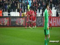 Kartal, Sivas'ta ağır yaralı: 2-1