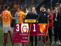 Cim Bom geri döndü: 3-1