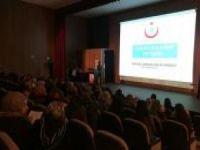 İpekyolu Belediyesinden 'sağlıklı beslenme' semineri
