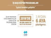 İşkur'dan gençlere 6 aylık destek