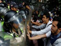 Venezuella'da gıda krizi