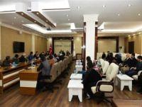 Vali Deniz Başkanlığında Halk Toplantısı yapıldı