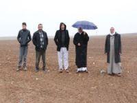 Yağan yağmur çiftçileri sevindirdi