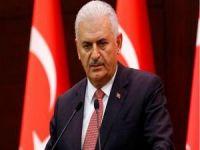 """Başbakan Yıldırım: """"Harekât 4 safhada yapılacak"""""""