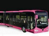 """""""'Pembe Otobüs' imkânının sağlanması kadınların en doğal hakkı"""""""
