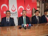 """Destici: """"Terörle mücadelede kararlar alınırken bölge insanı muhatap alınmalı"""""""
