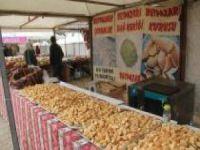 Midyat'ta yöresel ürünler ve gıda fuarı açıldı