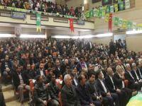 HÜDA PAR Şanlıurfa 2'nci Olağan Kongresi yapıldı