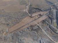 Koçköy Göleti'nde çalışmalar sürüyor